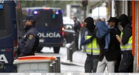 تنسيق بين المخابرات المغربية والامن الإسباني يُطيح بشبكة مُتطرفة يترأسها مغربي باسبانيا