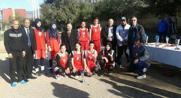 بني ملال تحتضن المباريات النهائية للبطولة الإقليمية المدرسية في الرياضات الجماعية
