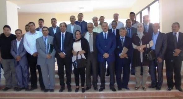 عاجل… هذه هي الفرق الرياضية المستفيذة من الدعم  المالي للمجلس الإقليمي لأزيلال لسنة 2016