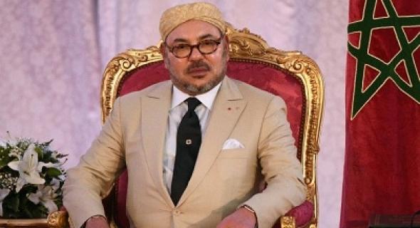 الملك محمد السادس يبعث برقية تهنئة إلى الملك عبد الله الثاني عاهل المملكة الأردنية الهاشمية، والملكة رانيا