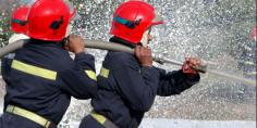 السلامة… العافية شعلات فمجموعة من المحلات بسوق اسبوعي بخنيفرة وانفجار مجموعة من قنينات الغاز