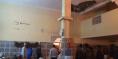 يالطيف… جزء من السقف ديال مسجد بخريبكة طاح وجا على راس مصلي