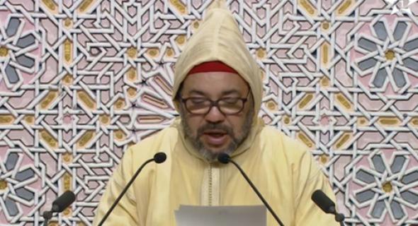 الملك محمد السادس يفتتح السنة التشريعية ويلقي خطابا بالبرلمان -بلاغ-