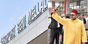فضيحة مزلزلة… لارام تقبر مشروع ملكي وتقرر توقيف الرحلات الوحيدة من بني ملال إلى إيطاليا عبر مطار أولاد يعيش بني ملال