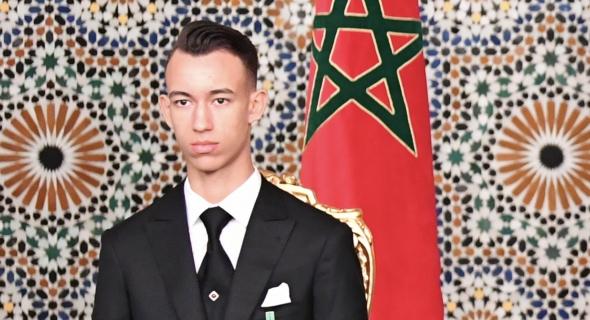 """ولي العهد الأمير مولاي الحسن يلتحق بجامعة مغربية """"كلية الحكامة والعلوم الإقتصادية والإجتماعية ببن جرير"""""""