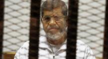 """وفاة محمد مرسي الرئيس السابق لمصر وسط المحكمة والنائب العام المصري :"""" مرسي مات قبل وصوله المستشفى""""!!"""