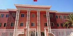 الجامعة الوطنية للتعليم -fne- تَخْرُج للاحتجاج أمام الأكاديمية الجهوية ببني ملال