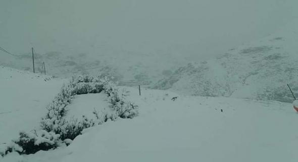 مديرية الأرصاد : أمطار رعدية وثلوح وانخفاض في درجات الحرارة بعدد من المناطق المغربية =نشرة جوية=