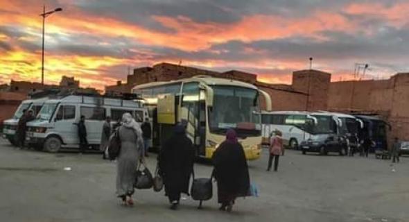 قرارات مهمة تهم قطاع النقل الطرقي بالمغرب -بلاغ-