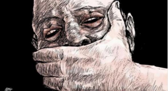"""نادي الصحافة بجهة بني ملال خنيفرة وحقوقيين ومجتمع مدني وفيسبوكيين يعلنون تضامنهم مع الزميل جمال مايس """"الصحافي الموقوف التنفيذ """" في قضية حجز هاتفه النقال وبطاقته الصحفية من طرف أمن بني ملال"""