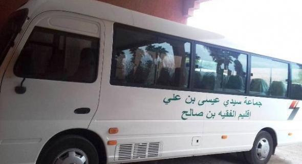 هدشي مزيان لسيدي عيسى… حافلة لنقل مرضى القصور الكلوي واهتمام متزايد بهذه الفئة على صعيد الإقليم