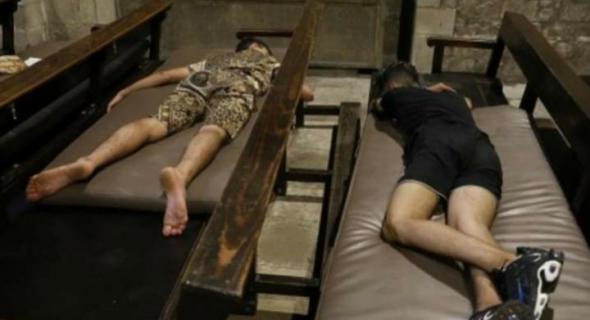 إسبانيا.. مآساة حياة مغاربة ينامون في كنيسة ويعرضون للبيع في سوق الدعـارة ويتعاطون المخـدرات