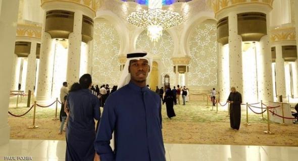 أغلى لاعب في العالم يهنئ المسلمين بعيد الأضحى