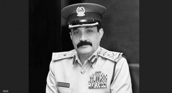 وفاة القائد العام لشرطة دبي