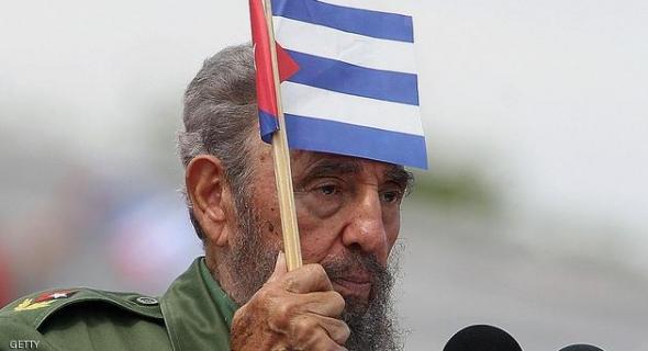 وفاة زعيم الثورة التاريخي الكوبي فيدل كاسترو