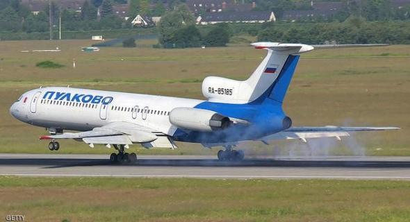 تحطم طائرة عسكرية روسية على متنها 91 شخصا كانت متجهة للاذقية