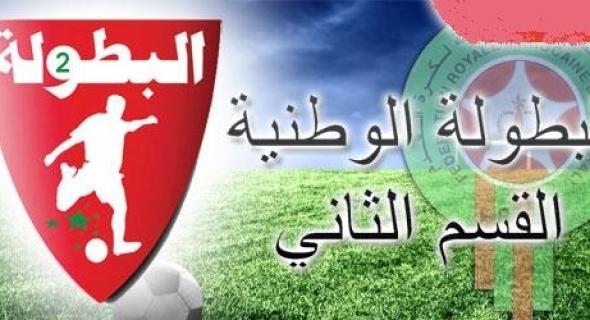 فريق رجاء بني ملال لكرة القدم يعود من ايت ملول بهزيمة قاسية