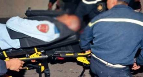 """الله يرحمو… شاحنة """"رموك"""" تدهس شرطيا وترديه قتيلا وصدمة في صفوف زملائه"""