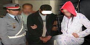 الدرك الملكي لواويزغت يواصل التحقيق مع افراد العصابة التي تتزعمها فتاة بافورار وهذه مستجدات القضية