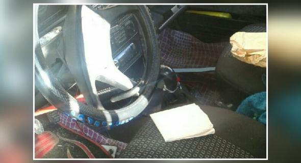 بالصور… حيلة وقائية بسيطة تنقذ سيارة خفيفة من السرقة ببني ملال !