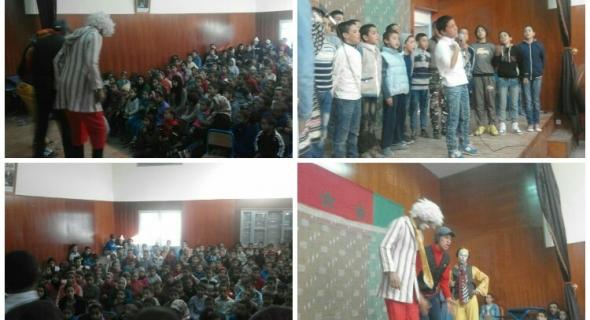 دار الشباب بفم الجمعة تنظم نشاطا متنوعا وجوائز لفائدة الأطفال