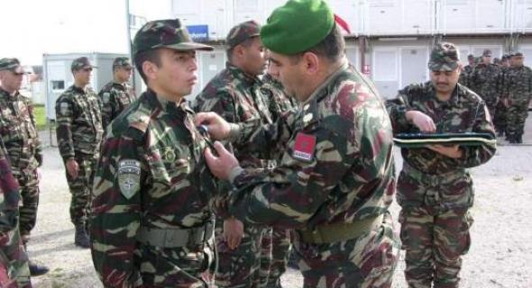 الله يرحمهم… جنديان مغربيان من القبعات الزرق يلقيان مصرعهما