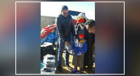 جمعية الصداقة بسوق السبت تدخل الفرحة في نفوس أطفال جبال تباروشت و أولياءهم