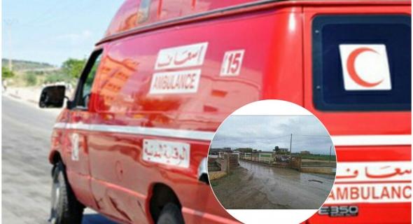 فاجعة… سقوط عربة مجرورة بحصان بقناة للسقي على متنها تلاميذ وتلميذات متوجهون للمدرسة وهذه هي الحصيلة – الصورة-