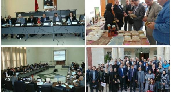 زيارة  ممثلين وخبراء من الاتحاد الأوروبي للتداول حول مجال محاربة الأمية بجهة بني ملال خنيفرة