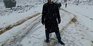 عاجل… الثلوج تحاصر اللجنة المختلطة المتوجهة للحوار مع ساكنة انركي وتعود أدراجها – التفاصيل بالصور-
