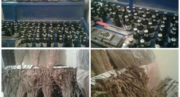 الحملة مستمرة… الدرك الملكي يعتقل 3 تجار مخدرات ويحجز كمية كبيرة من الخمور والحشيش وألواح مزورة للسيارات