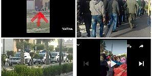 """تاكسي نيوز"""" تنفرد بنشر فيديو يوثق لحظات مقتل مهاجر من سوق السبت على يد شرطة اسبانيا واضراب للجالية=الفيديو="""