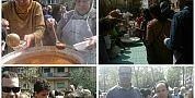 مغاربة يفوزون ببرشلونة بالجائزة الاولى لطبخ الحريرة أمام منافسيهم من الدول العربية و الأوربية -الصور-