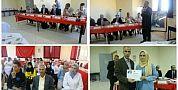 ثانوية تزكي التأهيلية ببني عياط تنظم المسابقة المحلية من مشروع تحدي القراءة العربي