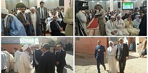 انطلاق الذكرى 47 ببني عياط لانتفاضة محمد بصير التاريخية بالعيون عام 1970م
