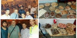 إفطار جماعي يجمع مغاربة و إسبان ببرشلونة و منسق البرنامج ابن أفورار يثمن مبادرة رمز التسامح و التعايش بين الشعوب