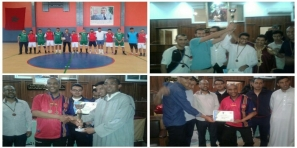 نجاح الدورة الأولى لدوري رمضان المنظمة من طرف جمعية المحامين الشباب ببني ملال بشراكة مع ودادية العدل بأزيلال