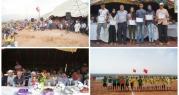 جمعية شباب ورلاغ تسدل الستار على دوري رمضان لكرة القدم وتنظم عملية إعذار لأطفال الأسر المعوزة