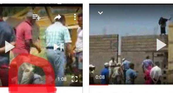 فيديو صادم… نساء بسوق السبت يحاولن الانتحار خلال هدم السلطات لمنازلهن العشوائية