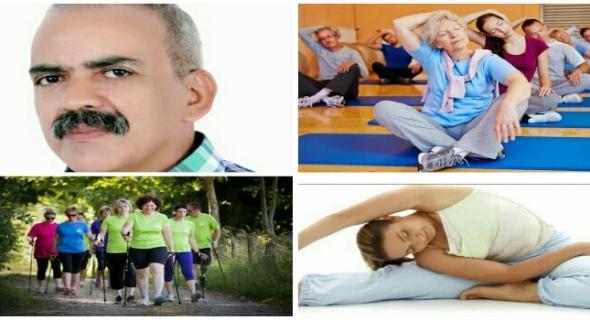 الحلقة 3 من ركن صحة و رياضة يعدها لتاكسي نيوز كل أسبوع الأستاذ محمد البصيري : النشاط الرياضي والصحة النفسية