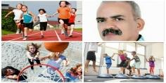 """الأستاذ محمد البصيري  يواصل حلقات سلسلته """"صحة و رياضة"""" التي يعدها كل أسبوع لقراء تاكسي نيوز، الحلقة الثامنة تتضم أهمية النشاط الرياضي في التفوق الدراسي لدى الأطفال"""