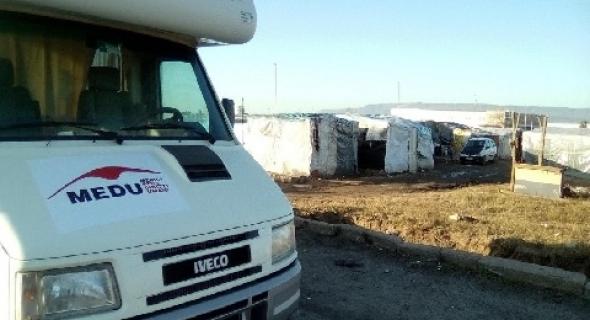 معيشة صعبة و ظروف مأساوية يعيشها عمال مهاجرون مغاربة في مدينة روزارنو
