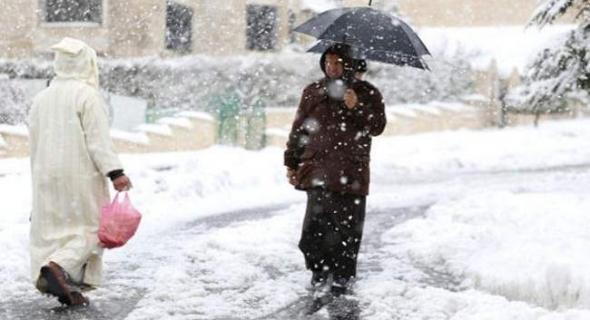 نشرة انذارية… سقوط الثلوج و برد قارس وشديد بعدد من المدن بينها أزيلال وبني ملال وهذه درجات الحرارة
