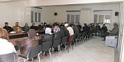 لقاء تواصلي بين المديرية الإقليمية لوزارة التربية الوطنية والتكوين المهني ومؤسسات التعليم الخاص بخريبكَة