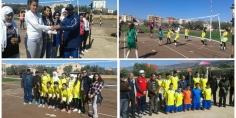 بني ملال تحتضن المحطة الثالثة للبطولة الجهوية المدرسية في الرياضات الجماعية، و تألق كبير لفرق في رياضات كرة اليد و الكرة الطائرة وهذه هي النتائج