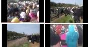 """شركة """"بيبي"""" تستأنف أشغالها بعد فض الاعتصام واعتقال المحتجين باولاد سي بلغيت وتاكسي نيوز تنشر فيديو """"مندبة"""" النساء"""