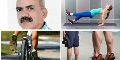 """يواصل الأستاذ محمد البصيري حلقات سلسلة """" صحة و رياضة"""". الحلقة 25 تخص الأنشطة البدنية و الرياضية لتقوية و جمالية عضلات الساقين Les mollets."""
