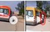"""حشومة هدشي نشوفوه في 2018… فيديو صادم يوثق للمخاطرة بأرواح التلاميذ والتلميذات ونقلهم على متن سيارة للنقل المدرسي ك """"السرديل"""" بجماعة قروية ببني ملال"""