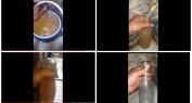 """بالفيديو… مواطنون ببني ملال يشتكون من رداء الماء الصالح للشرب ويفضحون """"لاراديت"""" ويقولون :"""" هذا عصير الغيس"""""""