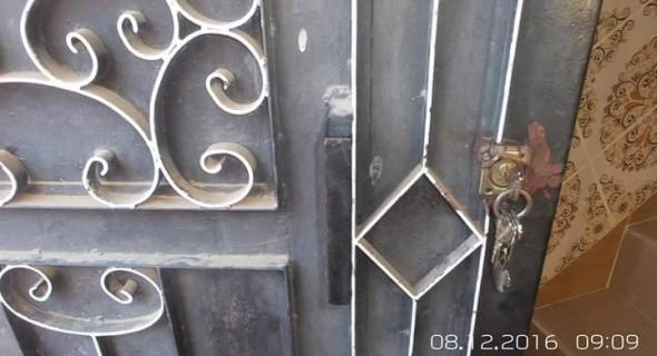 السطو على منزل مهاجر وسرقة محتوياته بطريقة احترافية + صورة